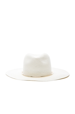 Janessa Leone  - Begonia Wide Brim Hat