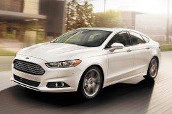 Ford - Fusion Car