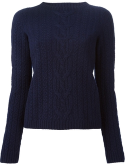 The Row  - Felicity Cable Knit Sweater
