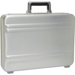 Zero Halliburton  - Premier Silver Attache Case