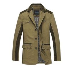 Hzcx Fashion - Military Coat