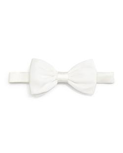 Stefano Ricci - Solid Satin Bow Tie