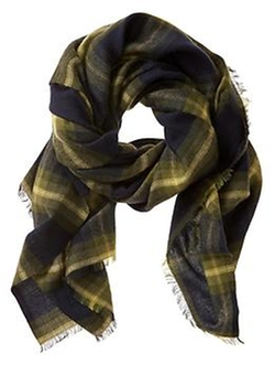 Banana Republic - Reese Plaid Scarf