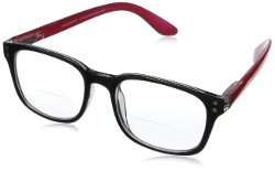 Peepers - Dapper Bifocal Wayfarer Glasses