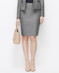 Ann Taylor - All Season Stretch Pencil Skirt