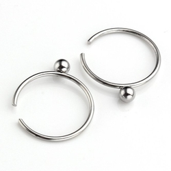 PiercingJ - Non-Piercing Stainless Steel Nose Ring