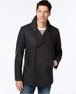 Inc International Concepts - Double-Breasted Pea Coat