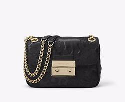 Michael Michael Kors - Sloan Small Leather Shoulder Bag