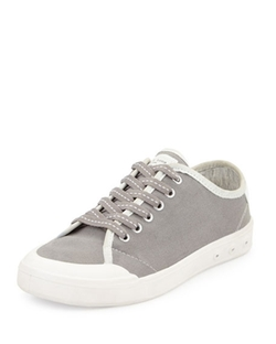 Rag & Bone - Canvas Lace-Up Sneaker