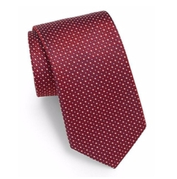 English Laundry - Neat Textured Silk Tie