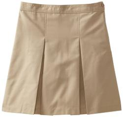 Classroom Uniforms - Classroom Girls 7-16 Kick Pleat Skirt