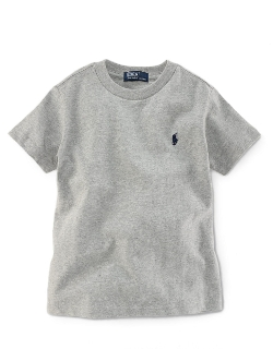 Ralph Lauren - Boys Crew-Neck T-Shirt