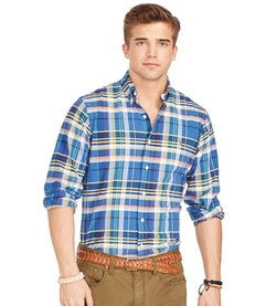 Polo Ralph Lauren - Plaid Oxford Shirt