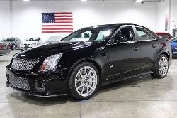 Cadillac -  2009 CTS-V Sedan Car