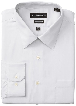 Bill Robinson - Solid Dress Shirt