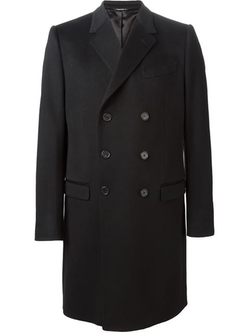 Dolce & Gabbana - Double Breasted Coat
