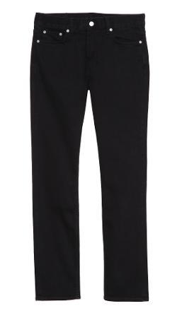 BLK DNM  - Slim Fit Classic Raw Jeans 5