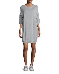 Vince  - Sweatshirt Dress