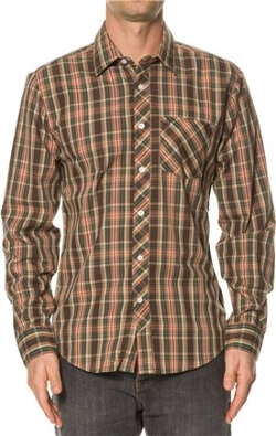 Volcom - Weirdoh Plaid Ls Shirt