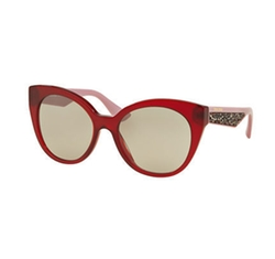 Miu Miu - Beaded Cat-Eye Sunglasses