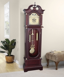 Jenlea - Daniel Dakota Floor Standing Grandfather Clock