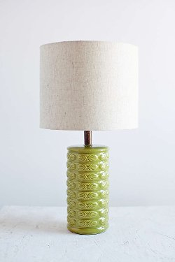Urban Outfitters - Star Burst Table Lamp