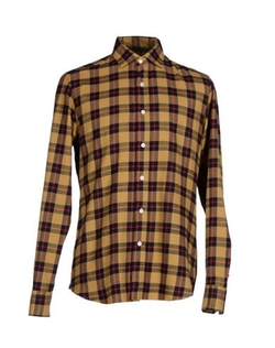Salvatore Piccolo - Plaid Button Down Shirt