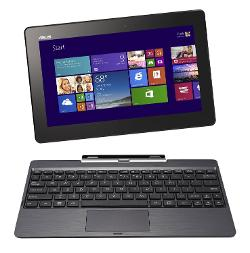 Asus - Transformer Book Detachable 2-in-1 Touchscreen Laptop
