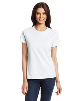 Hanes - Nano-T Crew Neck Tee Shirt