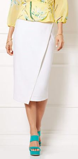 Eva Mendes Collection - Giada Pencil Skirt