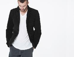 CANVAS BLAZER  - Rigid Canvas