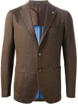 Tagliatore  - Textured Blazer