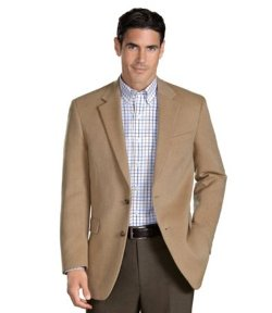 Jos. A. Bank - Executive 2-Button Camel Hair Blazer