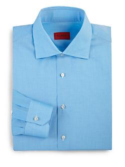ISAIA  - Riva Cotton Dress Shirt