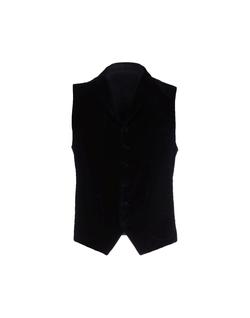 Brian Dales - Lapel Collar Vest