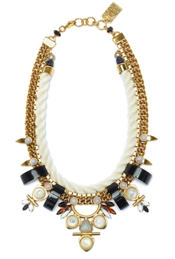 Lizzie Fortunato Jewels  - Monte Alban Necklace