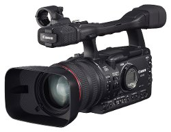 Canon - XHA1 HD Video Camera