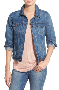 Madewell - Cotton Jean Jacket