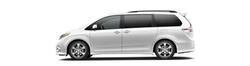 Toyota - Sienna Minivan