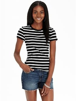 Old Navy - Perfect Crew-Neck Tee