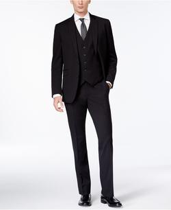 Kenneth Cole Reaction - Slim-Fit Vested Suit