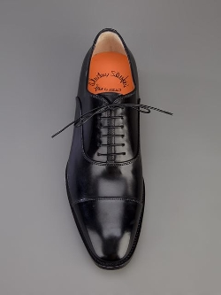 Santoni - Classic Oxford Shoes