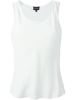 Giorgio Armani - Sleeveless Top