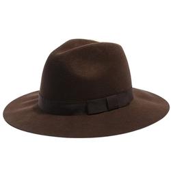 Aniwon - Fedora Woolen Bowler Hat