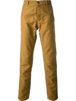 Bleu De Paname - Tapered Chino Trousers