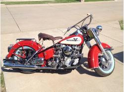 Harley-Davidson  - Custom Hardtail Classic