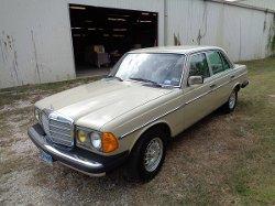 Mercedes-Benz  - 1982 300D Car
