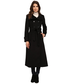 DKNY  - Double Breasted Military Maxi Coat