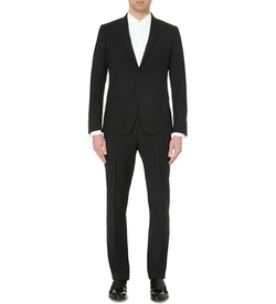 Paul Smith London - Slim-Fit Wool and Mohair-Blend Suit