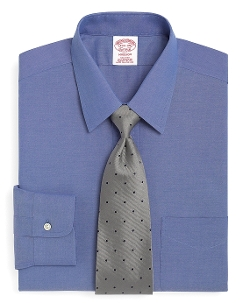 Brooks Brothers - Non-Iron Madison Fit Point Collar Dress Shirt